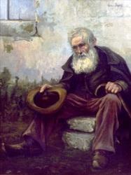 לואי דיואיס, הקבצן הזקן, בורדו, 1918